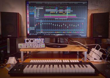 楽譜と音源の制作